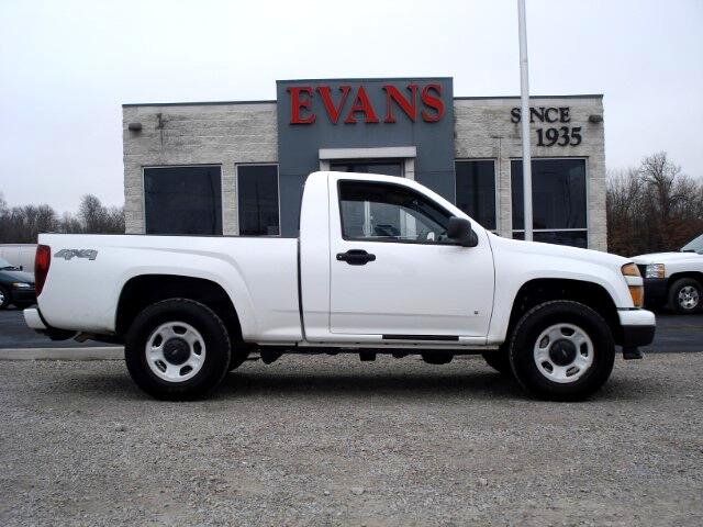 2009 Chevrolet Colorado Work Truck 4WD
