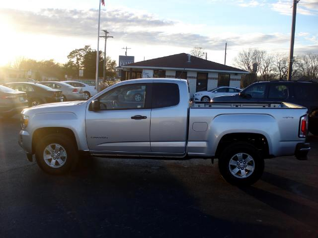 2015 GMC Canyon Base Ext. Cab 4WD