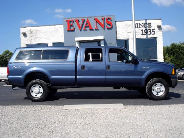 2007 Ford F-350 SD XL Crew Cab Long Bed 4WD