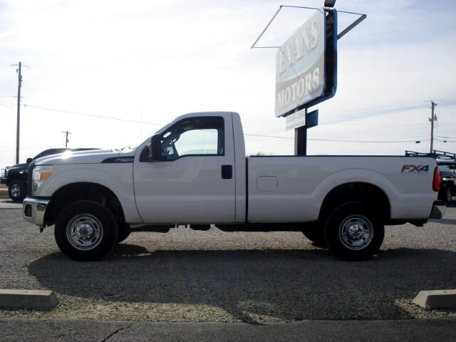 2012 Ford F-250 SD XL 4X4