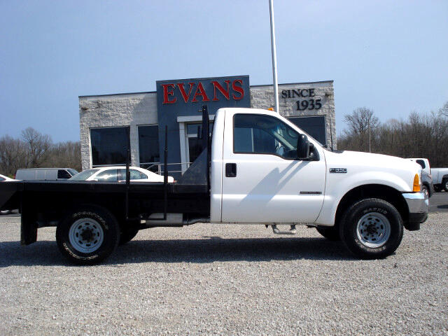 2001 Ford F-350 SD XL 4WD