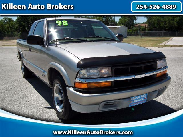 1998 Chevrolet S10 Pickup LS Ext. Cab Sportside 2WD