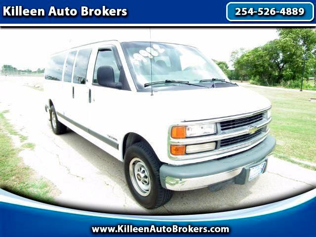 2000 Chevrolet Express 3500 Extended