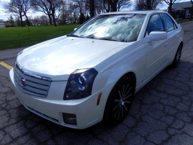 used 2006 cadillac cts 3 6l for sale in wyandotte mi 48192. Black Bedroom Furniture Sets. Home Design Ideas