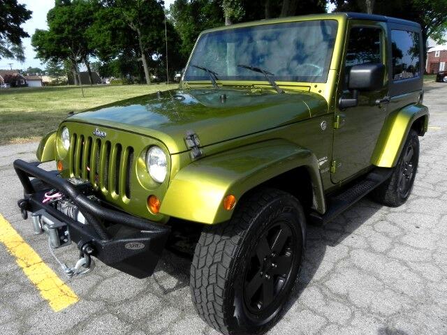 used 2007 jeep wrangler sahara for sale in wyandotte mi 48192 vizachero motors. Black Bedroom Furniture Sets. Home Design Ideas