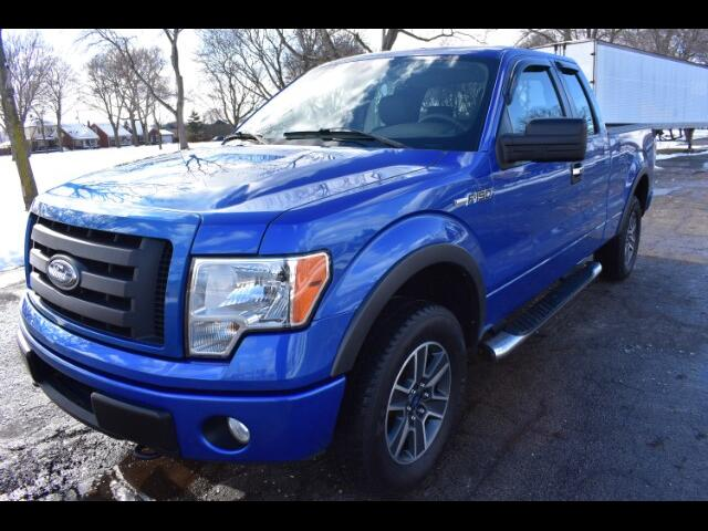 2009 Ford F-150 SPORT SuperCab 6.5-ft. Bed 4WD