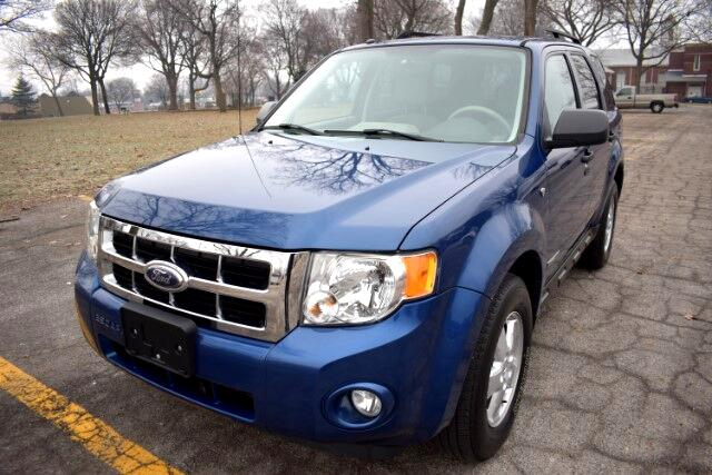 used 2008 ford escape xlt 4wd v6 for sale in wyandotte mi. Black Bedroom Furniture Sets. Home Design Ideas