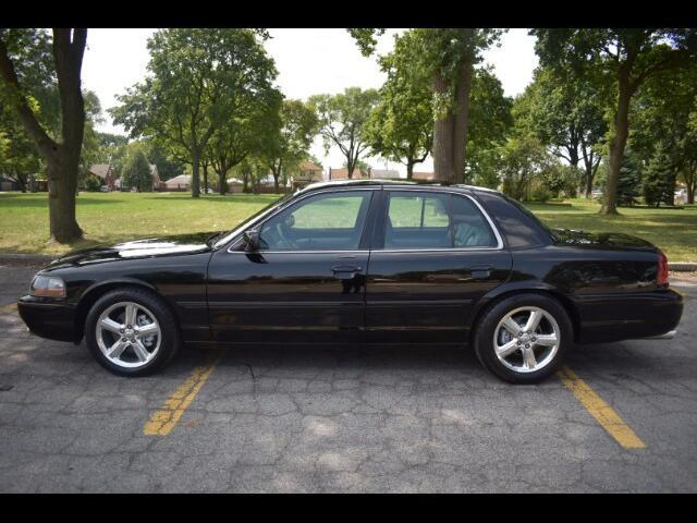 2003 Mercury Marauder Sedan