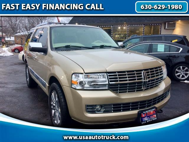 2007 Lincoln Navigator 4dr 4WD Ultimate