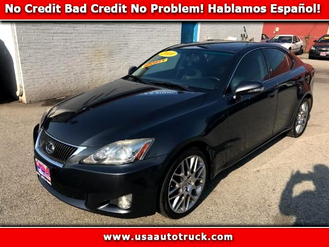 2010 Lexus IS 250 IS 250 AWD