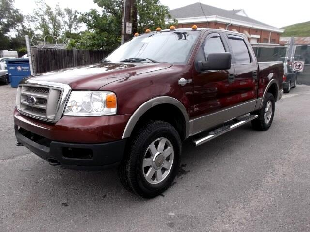 2005 Ford F-150 King Ranch SuperCrew