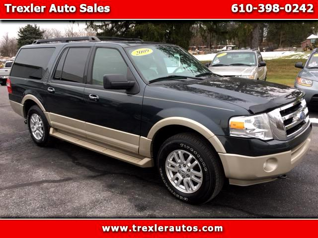2009 Ford Expedition EL Eddie Bauer 4WD