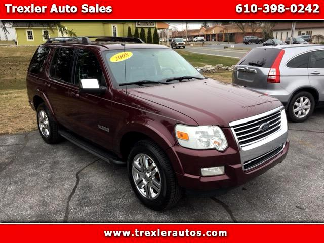 2008 Ford Explorer Limited 4.0L 4WD