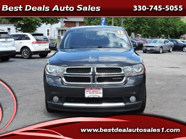 2011 Dodge Durango Express AWD