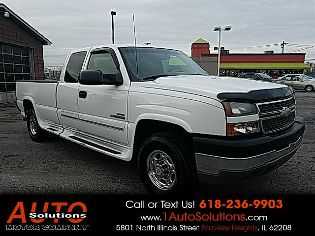 2005 Chevrolet Silverado 2500HD Ext. Cab Long Bed 2WD