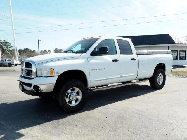 2005 Dodge Ram 3500 Laramie Quad Cab Long Bed 4WD