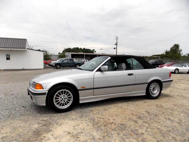 1999 BMW 3-Series 323ic