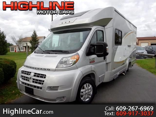 2014 RAM Promaster 3500 Standard Roof Tradesman 159-in. WB