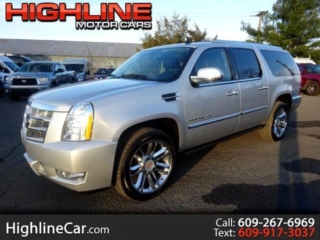 2014 Cadillac Escalade ESV AWD Platinum