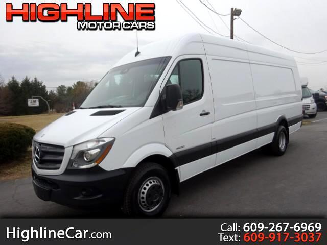 2015 Mercedes-Benz Sprinter 3500 High Roof 170-in. WB EXT