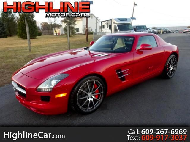 2012 Mercedes-Benz SLS AMG GT Coupe
