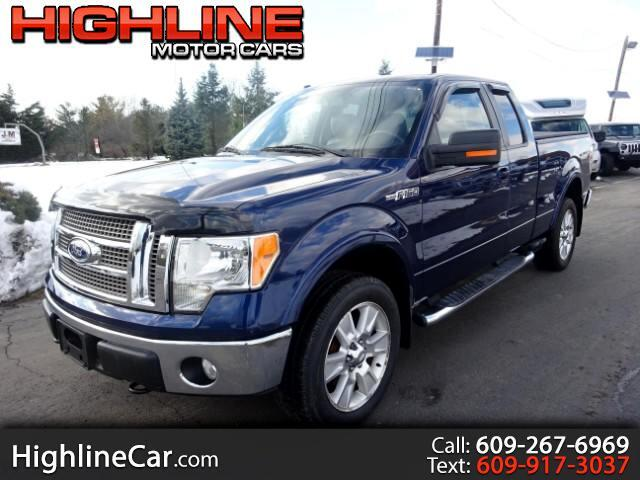 2010 Ford F-150 Lariat SuperCab 6.5-ft. Bed 4WD