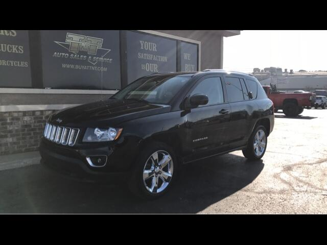 2015 Jeep Compass High Altitude 4WD