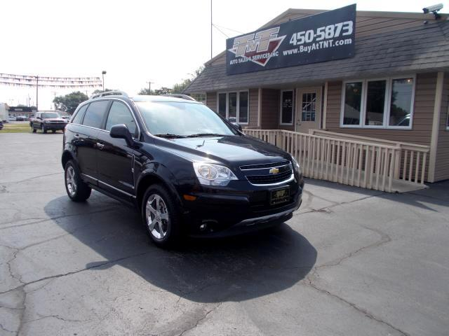 2012 Chevrolet Captiva Sport GOLLY WOULDNT IT BE NICE TO HAVE A GOOD LOOKING SUV THAT GOT 24 MPG