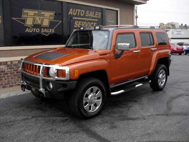 2007 HUMMER H3 GREAT LOOKING SUV THIS 2007 H3 HUMMER COMES EQUIPPED WITH THE 37 LITER INLINE 5 CY