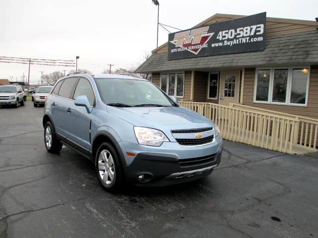 2013 Chevrolet Captiva Sport DO YOU WANT THE AMENITIES OF HAVING AN SUV BUT STILL WANT TO SAVE AT TH