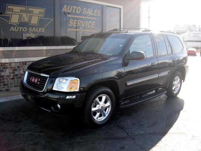 2005 GMC Envoy VERY NICE 4X4 SUV THIS 2005 ENVOY SLT 4X4 COMES EQUIPPED WITH THE 42 LITER INLINE 6