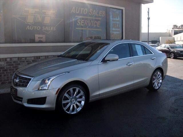 2013 Cadillac ATS 2.0L Turbo Luxury AWD