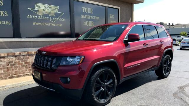2012 Jeep Grand Cherokee 4WD 4dr Altitude