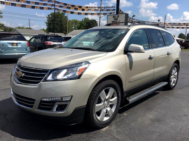 2013 Chevrolet Traverse AWD 4dr LTZ