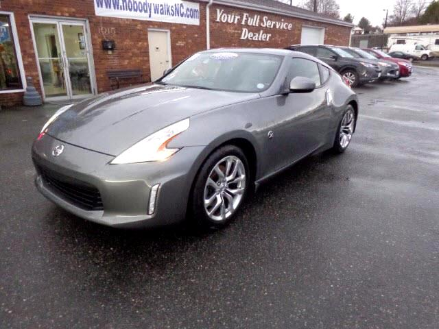 2013 Nissan Z 370Z Coupe 6MT