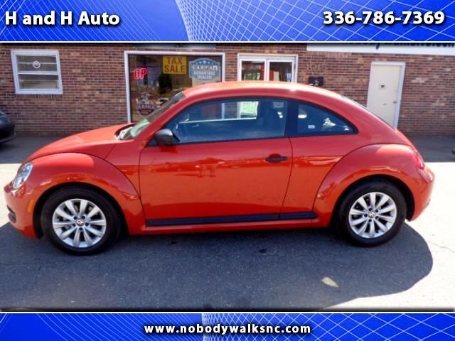 2016 Volkswagen Beetle 1.8T