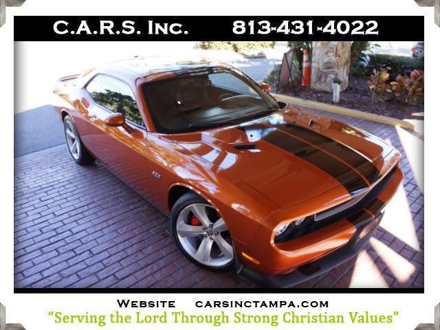 2011 Dodge Challenger SRT8