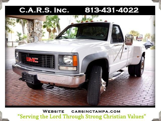 1995 GMC Sierra C/K 3500 454 cu in 4WD Dually