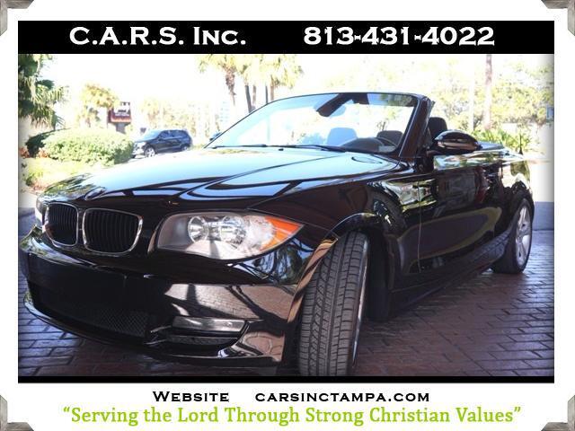 2008 BMW 1-Series 128i Convertible Sport