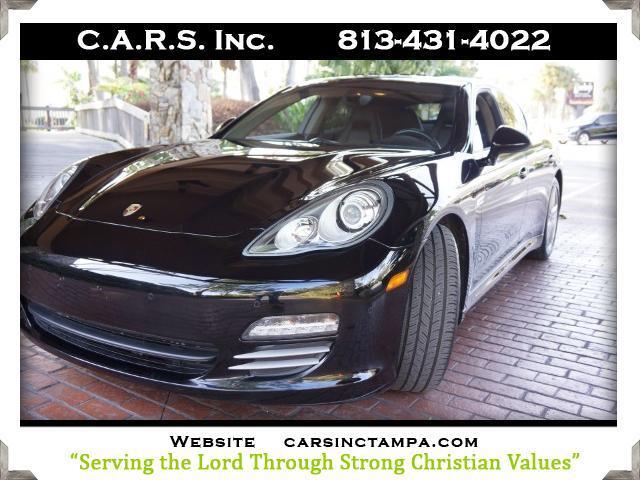 2011 Porsche Panamera Premium 4 AWD
