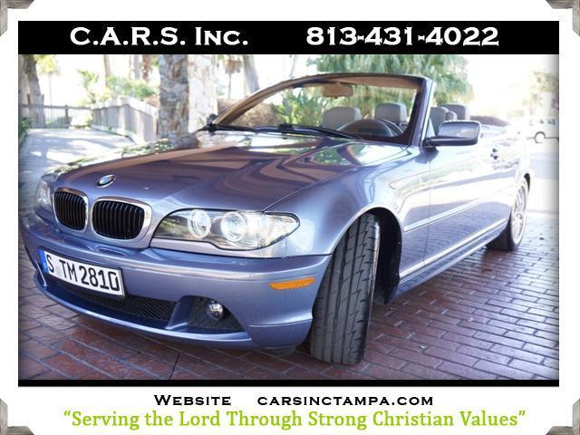 2004 BMW 3-Series Premium 330Ci Convertible
