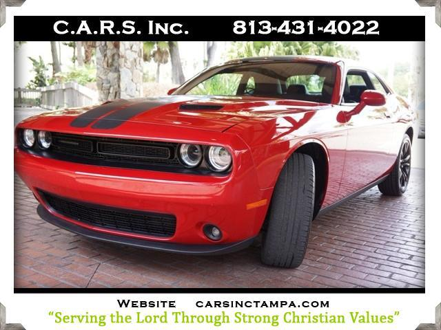 2016 Dodge Challenger SXT PLUS W/Technology