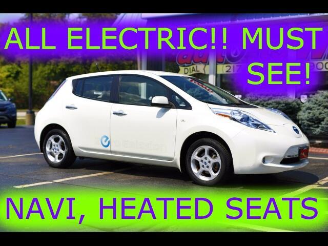 Used 2012 Nissan Leaf, $9000