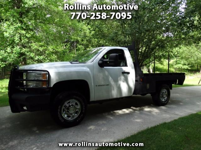 2008 Chevrolet Silverado 2500HD Work Truck Long Box 4WD