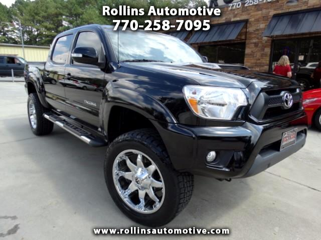 2015 Toyota Tacoma Double Cab V6 4WD SPORT OFF ROAD