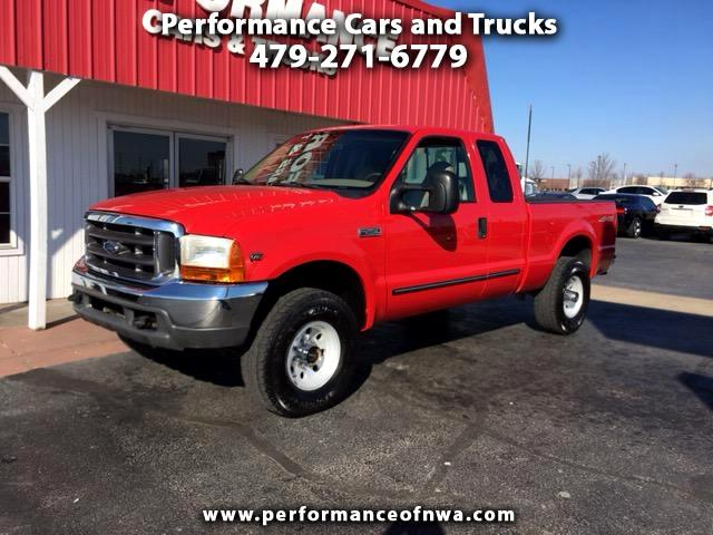 1999 Ford F-250 SD Lariat SuperCab SWB 4WD