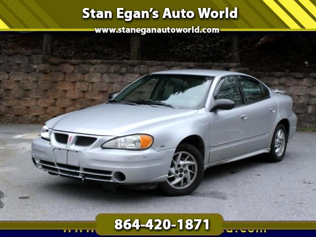 2004 Pontiac Grand Am SE1