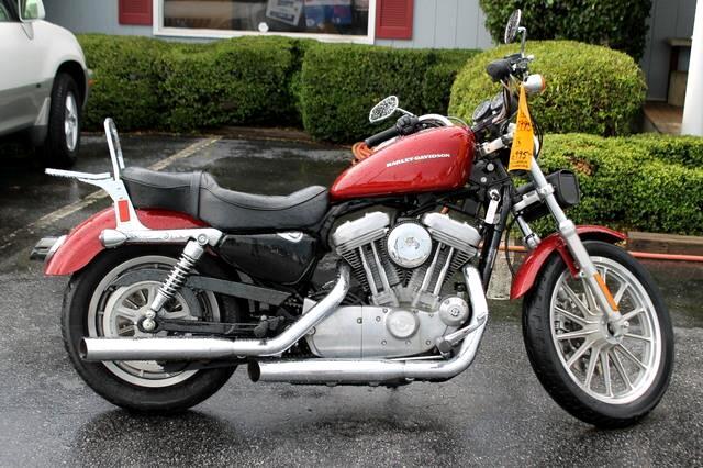 2006 Harley-Davidson XL 883L
