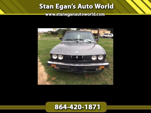 1988 BMW 5-Series 535i