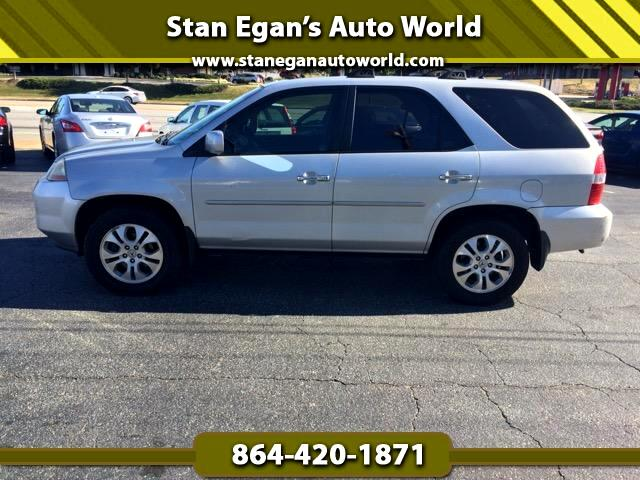 2003 Acura MDX 4dr SUV AT Touring